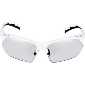 UVEX Sportstyle 802 V Glasses, white/smoke